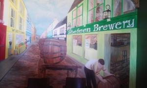 Shebeen mural