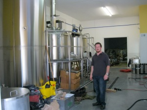 Eric Mance of Broad Brook Brewing