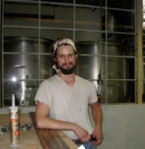 Dana Bourque of Firefly Hollow Brewing