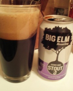 Big Elm Gerry Dog Stout