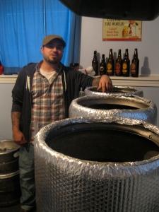 Ed Silva of Lasting Brass Brewing