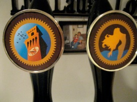 Personalized tap handles