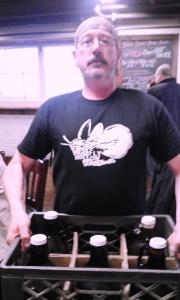 Bob Perron, drinker