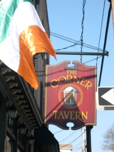 Corner Tavern front