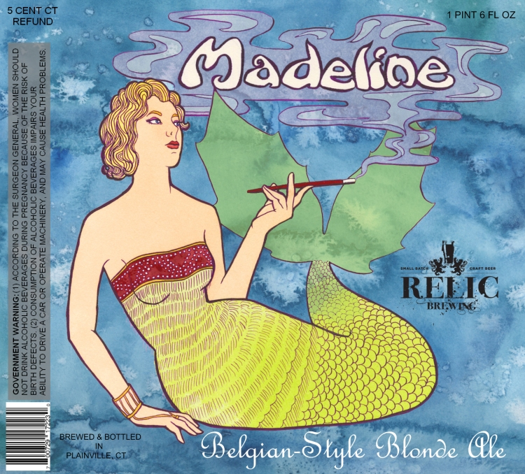 Madeline, designed by Samela Aguirre