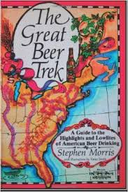 "Stephen Morris' ""The Great Beer Trek"" (photo from Amazon.com)"